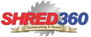 Shred360 Six Years of Service