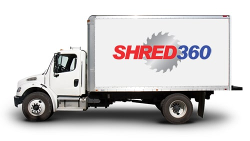 Shred360 Mobile Shredding