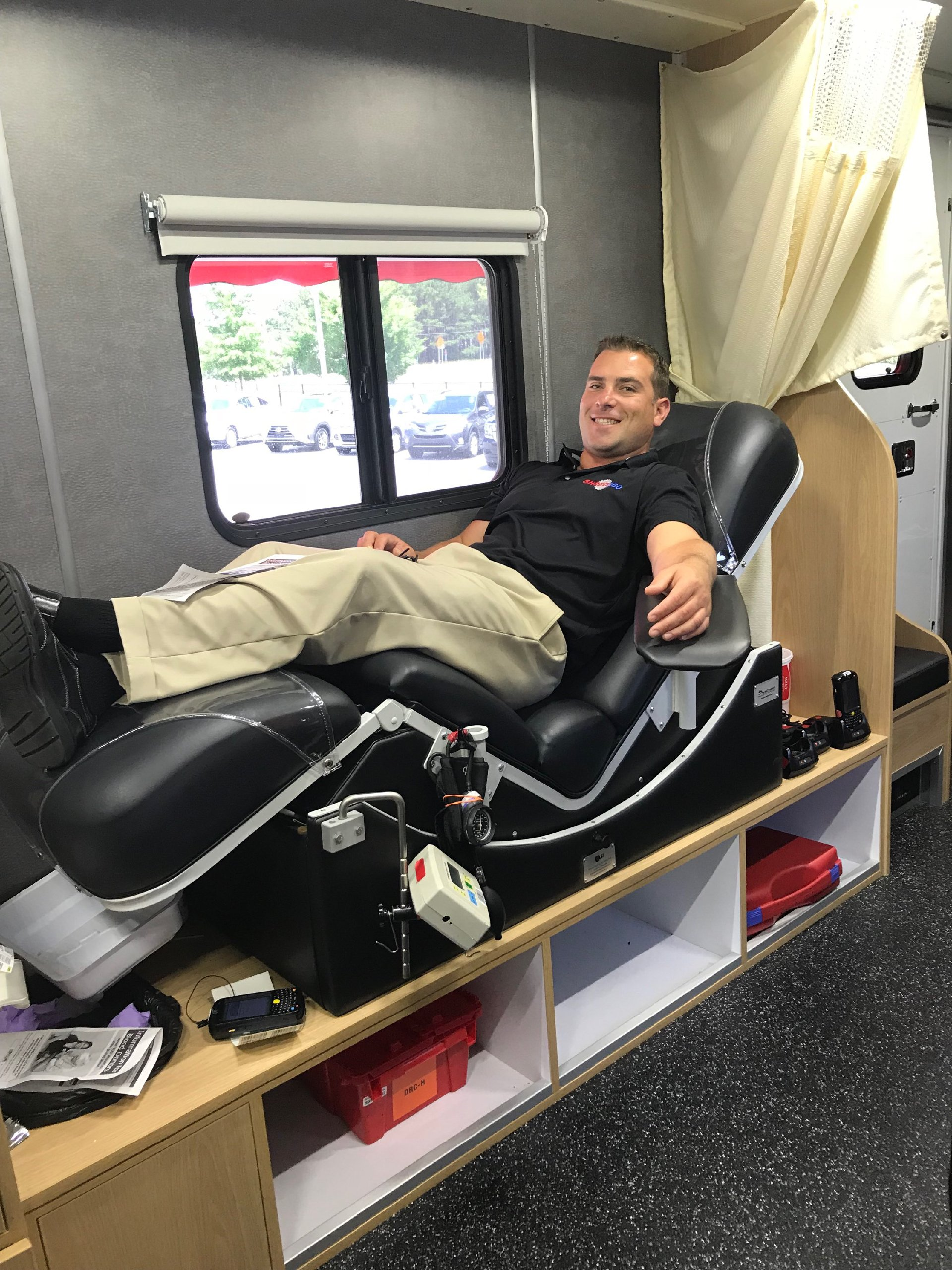 Shred Day and Blood Drive with American Red Cross - Shred360