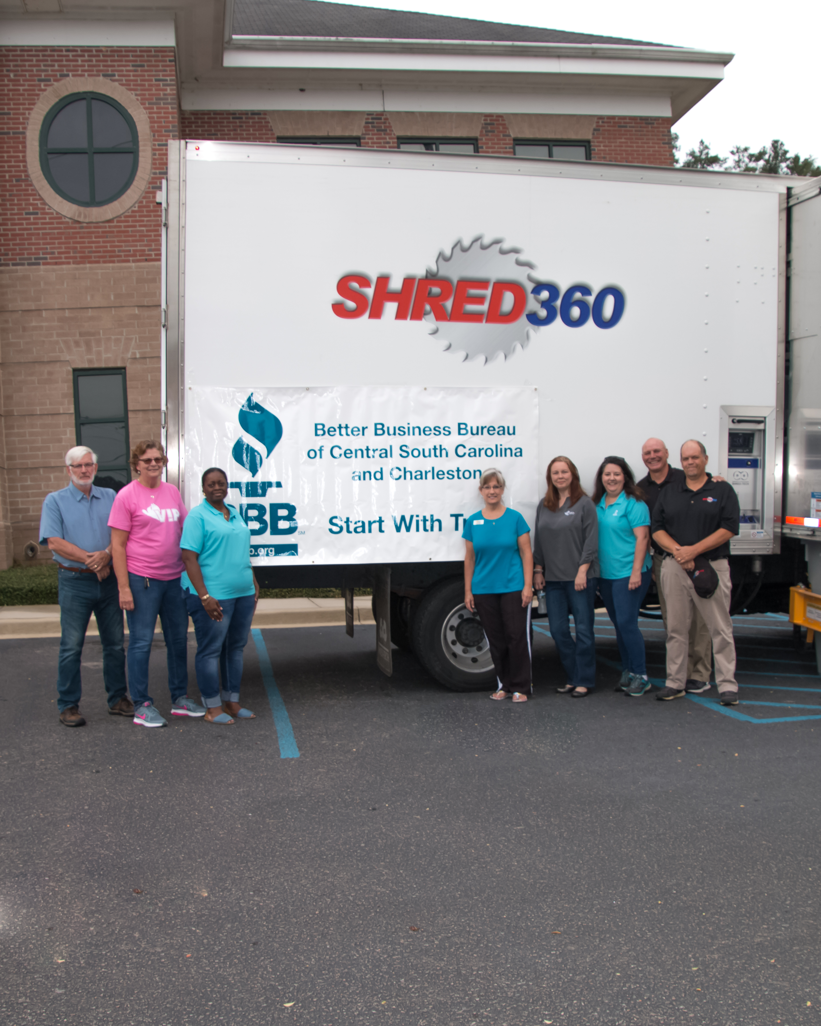 Shred360 Partners With The BBB And Caro Smart Financial